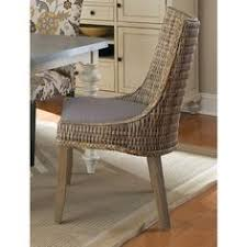 coaster pany grey gany rattan greco dining chairs set of 2 354