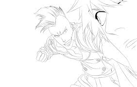 Bleach 585 Lineart By Ironizer On