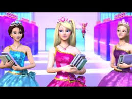 barbie makeup princess charm makeover ume