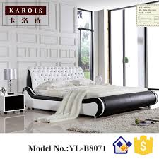 bed designs. Latest Double Bed Designs Modern King Size Sleep Pod With Soft Headboard