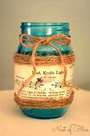 Decorating Mason Jars Diy Sheet Music Mason Jar Candle
