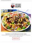 applebee s low fat blackened chicken salad