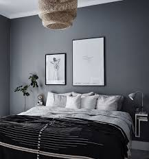 Dark Grey Bedroom Walls