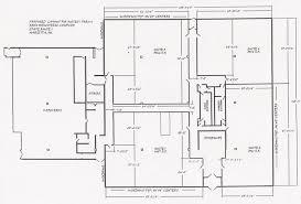Restaurant Kitchen Floor Plans Best 25 Restaurant Kitchen Design Cafeteria Floor Plan