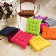 new seat pad dining room garden kitchen chair cushions with tie on