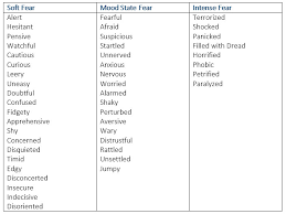 Feelings Vocabulary Chart List Of Adjectives To Describe Feelings And Emotions Learn