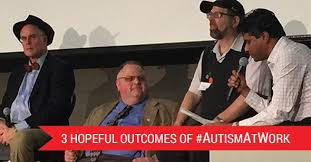 autistic employment the autism at work summit brings liked minded people together to