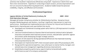 Resume For Packaging Job Template Sap Template Management avid coordinator cover letter 78