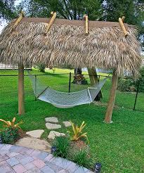 tiki huts miami. Contemporary Tiki Well Maybe A Hammock Under Chickee Hut  And Tiki Huts Miami S