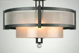 ceiling fan with barrel shade ceiling drum light drum light ceiling fan drum light ceiling fan