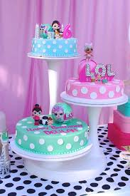 Lol Surprise Doll Birthday Party Ideas In 2019 Party Trends At