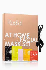 Bee Design Bahrain Shop Rodial Multicolour At Home Facial Gift Set Of 5 For