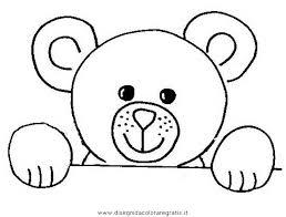 Disegno Teddybear01 Animali Da Colorare