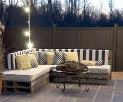 pallet yard furniture. Pallet Patio Ideas Inspiring Furniture Best About Outdoor On Outside Yard
