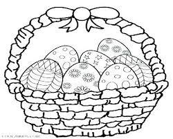 Easter Egg Coloring Page To Print Egg Mural Printable Printable