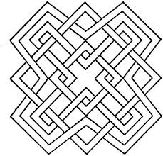 Small Picture Geometric Coloring Pages Dr Odd