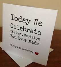 best 25 happy anniversary wife ideas on pinterest happy Wedding Anniversary Card Wording For Husband handmade wife husband anniversary card funny anniversary card words for husband