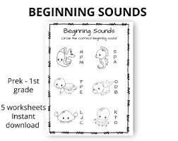 Progressive phonics allinone reading program with free phonics books and free alphabet books. First Grade Phonics Etsy