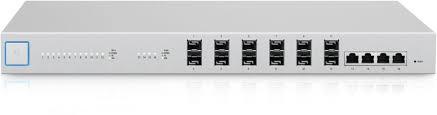 Купить <b>Коммутатор UBIQUITI UniFi</b> Switch US-16-XG в интернет ...