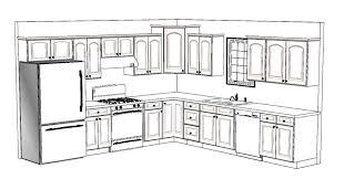15 x kitchen layout 12 floor plans layouts
