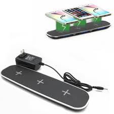 YICHUMY Mulitple Devices Qi Wireless Charger Wireless Charger Pad Qi  Charging Station for iPhone 8/X Samsung Note8/S8 S8+ S7 Edge Note5 Wireless  Charging ...