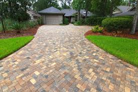 Herringbone Pattern Pavers