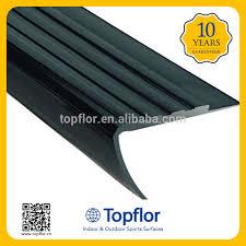 pvc step stair nosing for vinyl floor