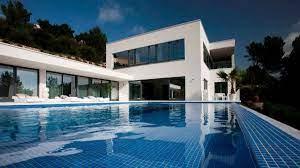 In piscina by vanishing twin, released 06 march 2020 1. Casas Com Piscinas 60 Modelos Projetos E Fotos