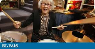 Ode to Viola Smith and her 107 years beating the drums | Blog North  American route and beyond | Spain's News