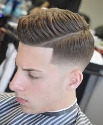30 Side Part Haircuts A Classic Style For Gentlemen ตดผม