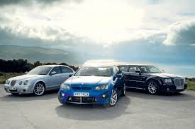 Vauxhall VXR8 vs rivals | Auto Express
