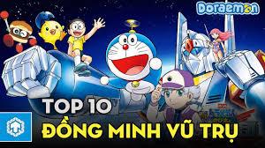S1] Hoạt Hình Doraemon Tiếng Việt - Tập 3 - Máy Hút Chữ - Mission Ready At 6