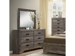 dresser and chest set. Perfect Set Elements International NathanDresser And Mirror Set  Throughout Dresser And Chest