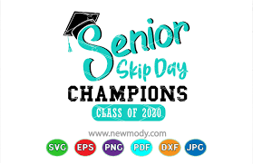 Almost files can be used for commercial. Senior Skip Day Champions Class Of 2020 Graphic By Amitta Creative Fabrica Di 2020