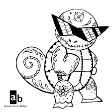 Small Picture Pokemon Coloring Pages Blastoise 10 olegandreevme