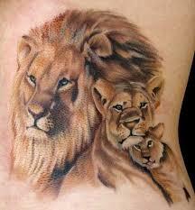 lioness and cubs tattoo. Modren Cubs Lioness And Cubs Tattoo  Photo4 In And Cubs Tattoo