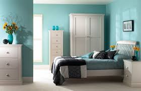 Colorful Master Bedroom Blue Color Combination For Bedroom
