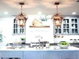 copper kitchen lighting. Copper Pendant Light Kitchen Lights Excellent Large Size Of . Lighting I