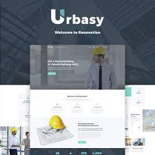 Construction Website Templates Amazing 48 Best Construction WordPress Themes 48 TemplateMonster