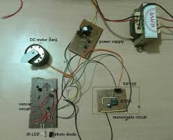 smart dc fan circuit diagram smart dc fan