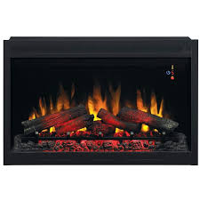 classic flame 36eb110 grt 36 electric fireplace insert w realistic flame effect
