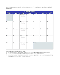 Summer Camp Schedule Template Blank Daily Strand Of One Day
