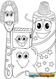 Tooth coloring pages coloring pages dental coloring pages printable picture. Brush Teeth Coloring Page Coloring Home