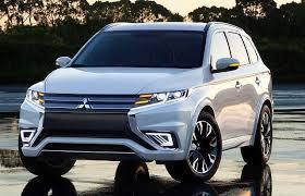 2018 mitsubishi hybrid. perfect mitsubishi 2018 mitsubishi outlander hybrid exterior and interior throughout mitsubishi hybrid e