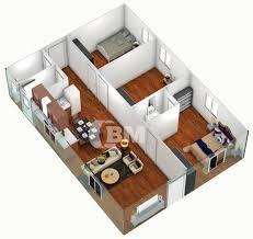 Nice Simple 3 Bedroom Design