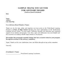 10 Thank You Letter Samples Sample Letters Word