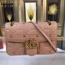 gucci 403348. gucci 443496 shoulder handbags gg pink leather 403348