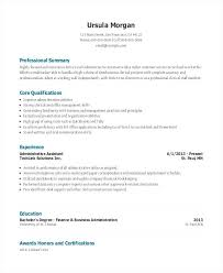 Administrative Resume Templates Fascinating Marketing Resume Templates Entry Level Administrative Assistant