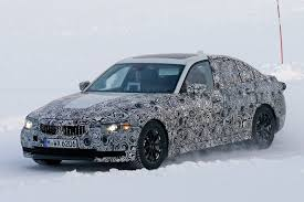 2018 bmw new models. beautiful bmw a peek inside the next bmw 3series with 2018 bmw new models