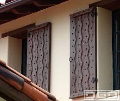 Architectural Shutters  Decorative Exterior Shutters Dynamic - Exterior garage door